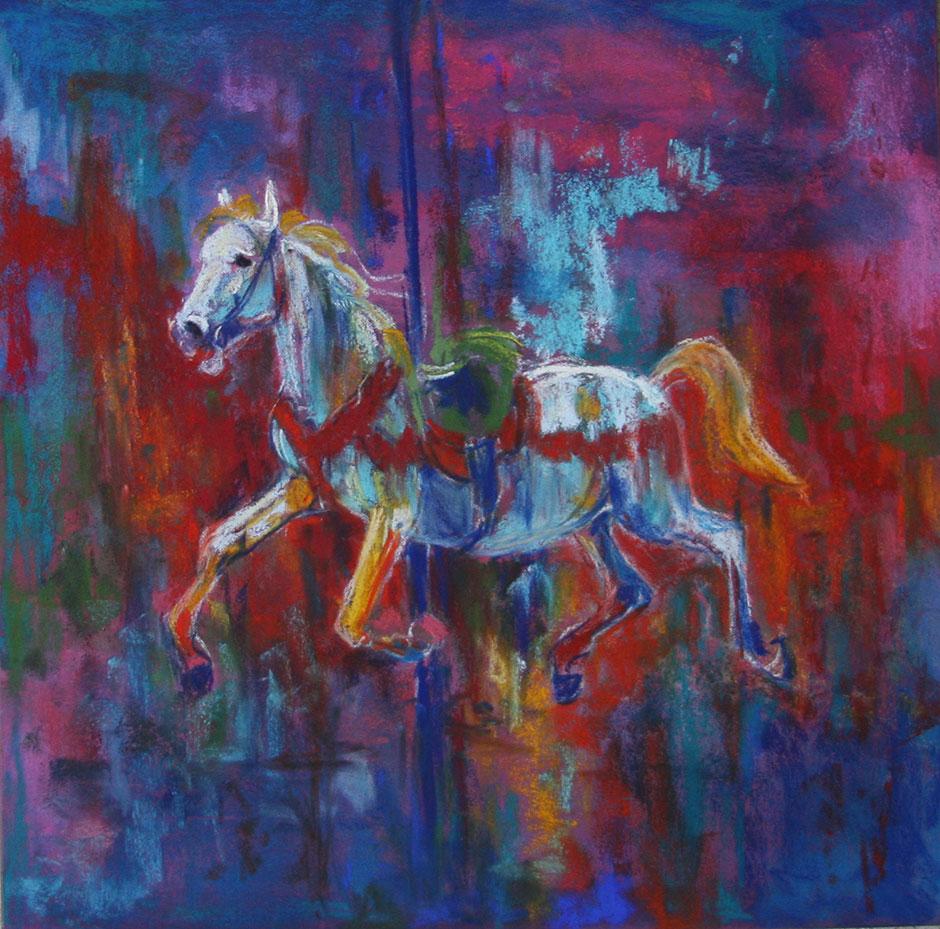 Carousel-Pony