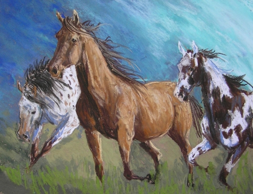 Equine Impression IV