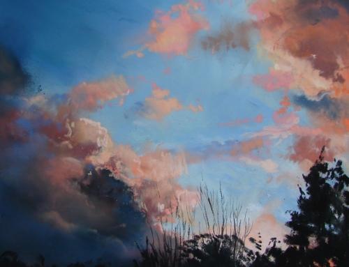 Granada Hills Sunset