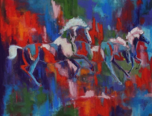 Painted Ponies II