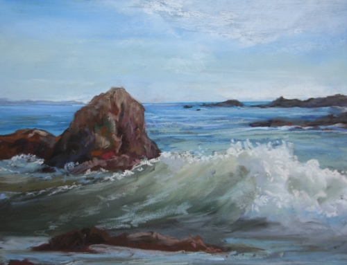 Cambria Wave Study