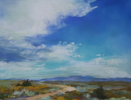 High Desert Cloud Study III
