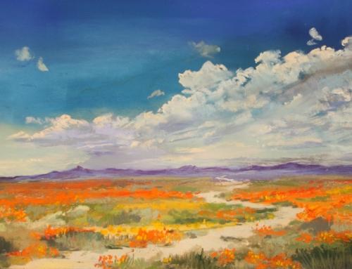 California High Desert Bloom