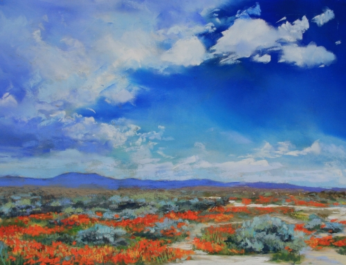 Poppies- Antelope Valley I