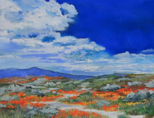Poppies- Antelope Valley II