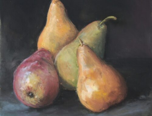 Four Pears