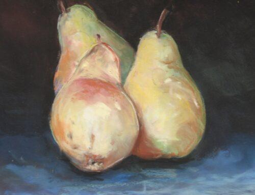Autumn Pear Trio