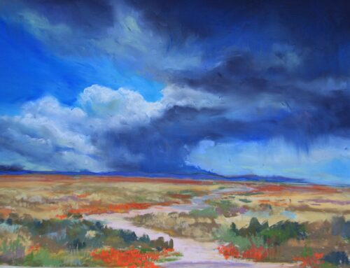 High Desert Spring Storm