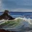 Crashing Wave Lampton State Park